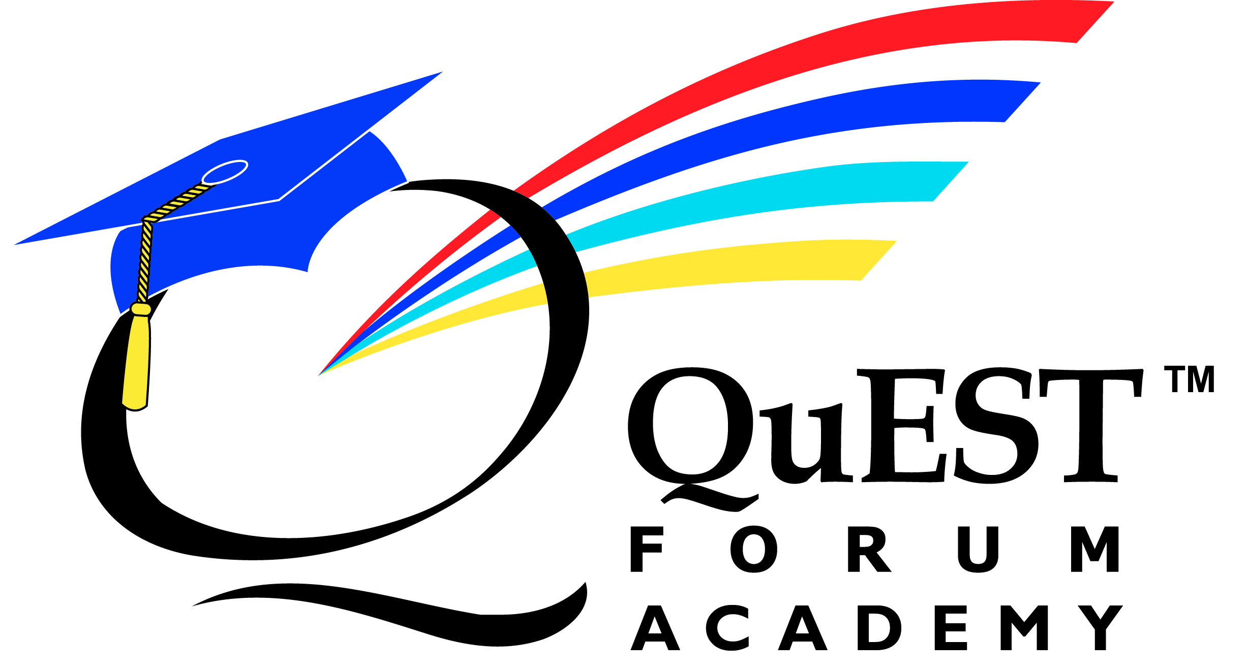 QuEST Academy logo (5 color) TM