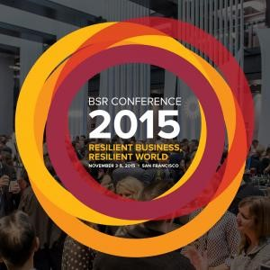BSR Conference 2015
