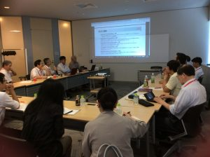 Japan Hub regular meeting & Translation Committee kickoff